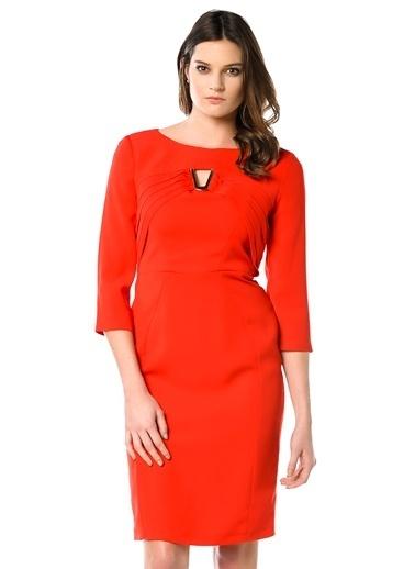Kiwe Elbise Kırmızı